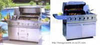Gas Barbeque, Gas Grill