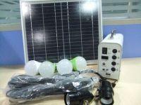 Portable solar power system