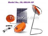 multi-functional solar reading lamp