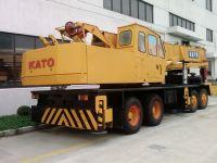 used  crane  used kato crane NK500E 50T