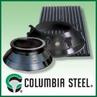Crusher Wear Parts from Columbia Steel