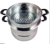 stainless steel food steamer