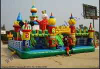 Inflatable Amusement Park