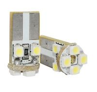 Canbus auto led T10 8SMD