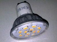led spotlight GU10 5W aluminium
