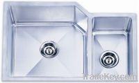 Stainless Steel Kitchen Sink (Handmade)
