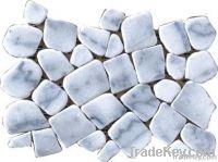 White Marble Stone Mosaics
