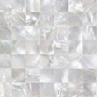 Shell Made Mosaic Tile