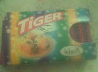 Tiger sponge