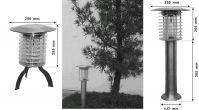 Solar Anti Mosquito Lamp