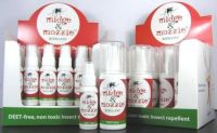 MIDGE & M0ZZIE Insect Repellent