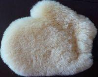 sheepskin auto wash mitten