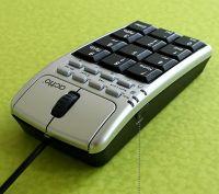 Dual KeypadMouseNBKM-02