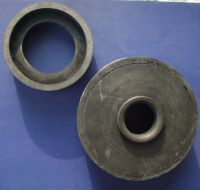 EPDM foam rubber parts, foam rubber gasket, foam rubber washers