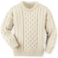 Cable Knit woolen Sweater