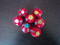 Small  Felt balls