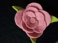 Felt Decoration Flowers
