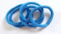 Glass Beads Roll Bracelet