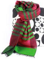 Classic Stripes Pashmina Shawl-New Arrival