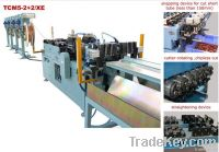 CNC tube chipless cutting machine