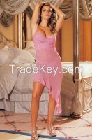 Wholesale long dresses, mesh sexy nightgowns, sexy nightwear, sexy sleepwears, sexy evening dresses for women