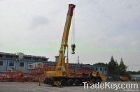 Used All Terrain Crane 75ton Tadano Used Truck Crane TG752 Original