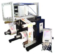 Rewinder Printing Machine