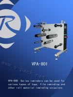 Rewinder Printing Machine