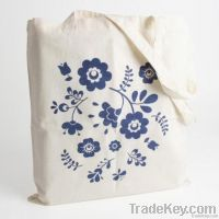 Print Sea Salts Cotton Promotional Bag