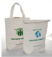 100% cotton promotional bag