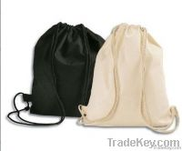 100% cotton promotional bag with logo