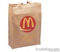 100% black cotton Environmental protection promotional bag