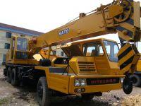 used KATO 250E-� truck crane
