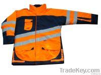 Railway safety jackets