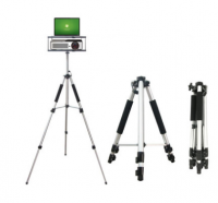 double rotate universal projector tripod stand