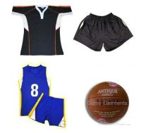 Soccer Uniforms & Balls`