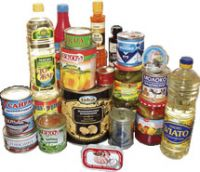 Canned food & natural juice