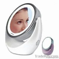 Two-Sided LED Cosmetic Mirror