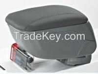 Armrest Box with Plastic Leg