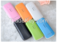 5200mAh Power Bank with Led Light Multi Color for iPhone, iPad, Samsung Galaxy, Note , Android Tablet pc, HTC, And all smartphone