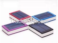 30000mAh solar power super power with metal case for iPhone, iPad, Samsung Galaxy, Blackberry, HTC, All smart phone, Tablet PC