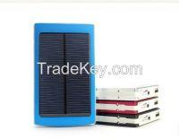 Solar Power Bank - 10000mAh