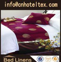 hotel bed runner bed scarf bedspread