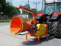 Wood chipper Skorpion 280 RB - Tekanmotor