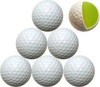2-layers driving range golf ball