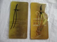 Custom enamel bookmark