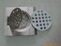 stainless floor drain