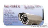 Outdoor Wireless Infrared IP Network Camera