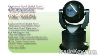 Stainless Steel Explosion Proof IP Camera