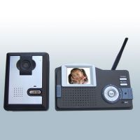 Wireless Audio Visual Intercom System
